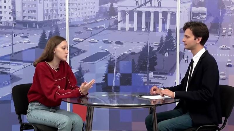 Факты в лицах Гость художница Алиса Горшенина