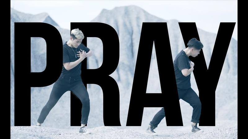 PRAY - @JustinBieber | Choreography by Kenichi Kasamatsu and Pakorn Wanithanont | Filmed by Kim Art