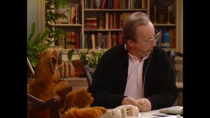 Alf Quote Season 2 Episode 26_Уборщик
