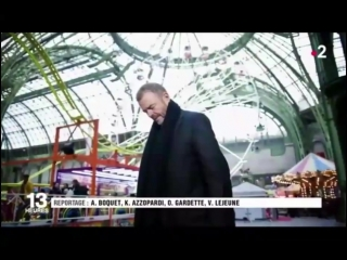 410.000 euros de frais de taxi et de limousine pour l'ex-patron du Grand Palais