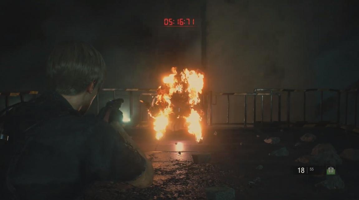 Resident Evil 2 Remake - Прохождение за Леона. Часть 6: Лаборатория гнезд и завод 43, ранг S!