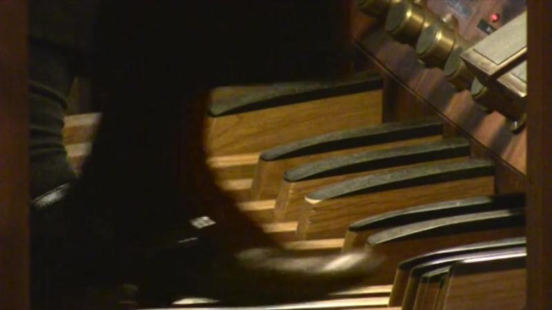 530 J. S. Bach - Organ Sonata No.6 in G major, BWV 530 [Trio Sonata] - Isabelle Demers
