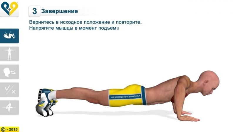 Упражнения для груди_ Push-Ups