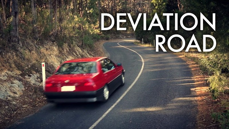FWD Alfa Romeo 164 Quadrifoglio V6 24V with Front Diff and Manual Gearbox on Deviation Rd | Best Driving Roads №3