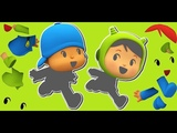 Funny Puzzles With Pocoyo and Nina Love Story TGK HD