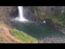 Twin Peaks Отель и водопад где был снят фильм ТВИН ПИКС