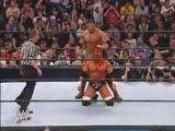 (WWE Mania) WrestleMania 21 Triple H (c) vs Batista - World Heavyweight Championship