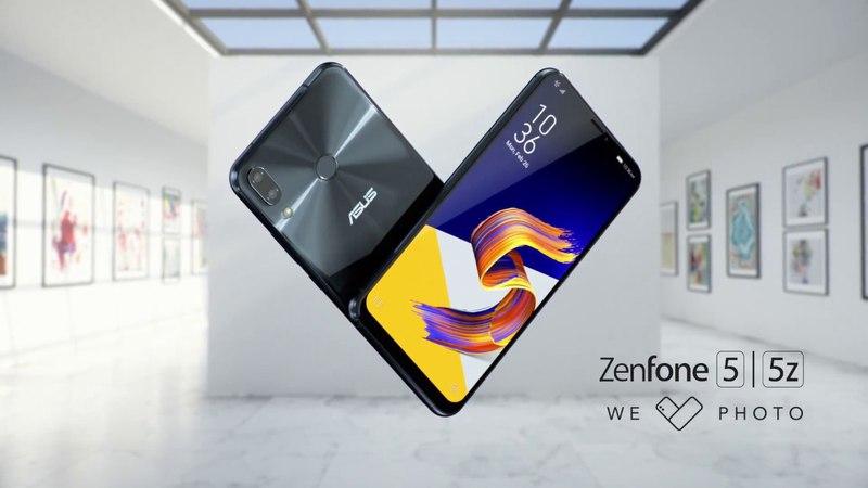 ASUS ZenFone 5 — cамый «умный» смартфон линейки ZenFone