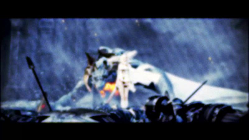[GMV] Drakengard 3 - |Tarro - Слизарио| (короткое видео)