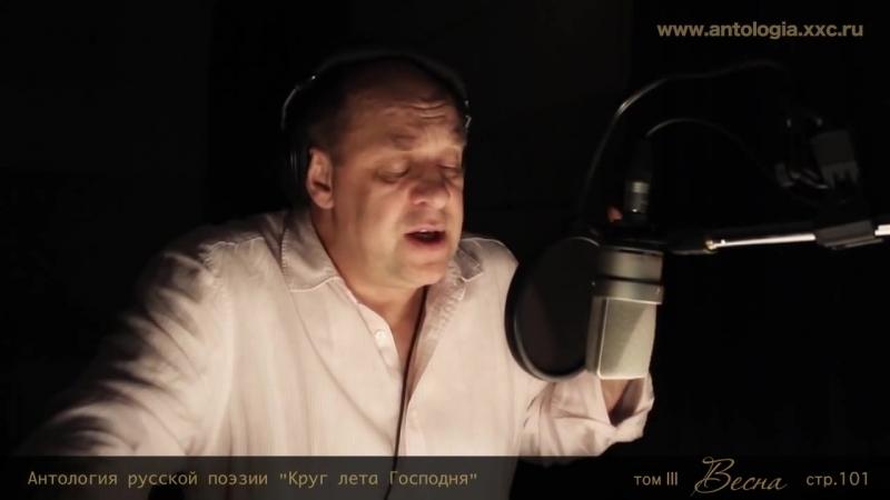 Александр Феклистов читает стихотворение Бориса Пастернака Весна в лесу