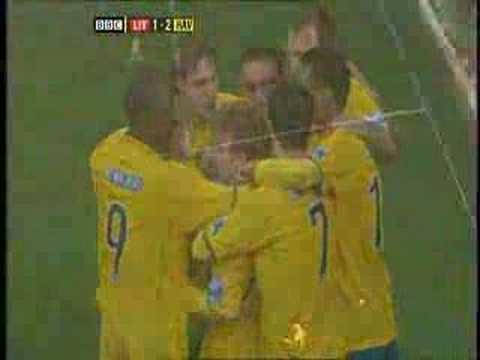 Liverpool 12 Havant (Alfie Potters goal)