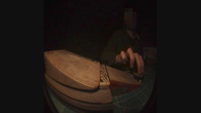 Slim video Darkwood Fingerboards