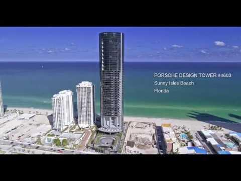 Porsche Design Condo 4603 - Porsche Design Tower Sunny Isles