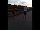Влад Азанов и Евгений Вахрушев на тренировочном сборе в Сочи