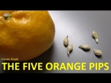 [Audiobook With Subtitles] The Five Orange Pips - SIR ARTHUR CONAN DOYLE
