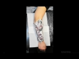Студия Art Line. Исправление тату для Дарьи