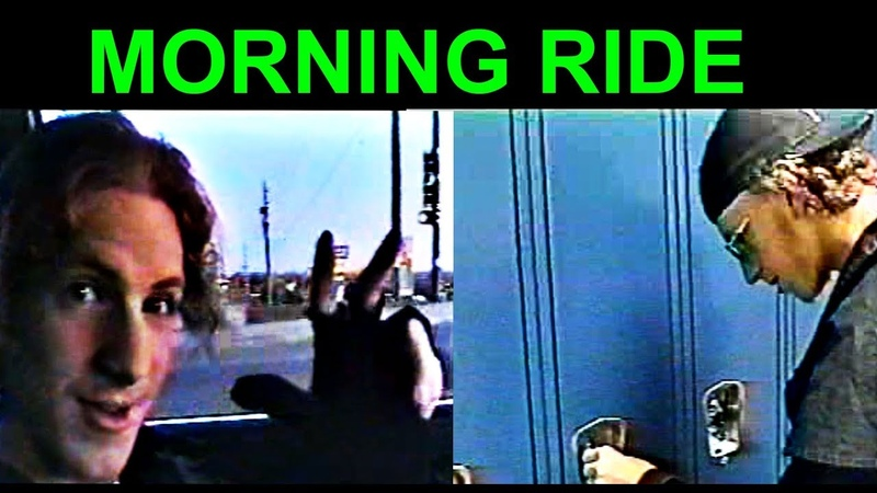 Dylan Klebold's Morning Ride To Columbine (Home Video)