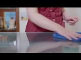 Как правильно сложить салфетку