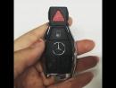 IYZDC11 IYZDC07 IYDC10 Smart key 3 button with panic 315Mhz 434Mhz for Mercedes E350 C350 ML350 SLK350 GLK350 2009 2010 2011