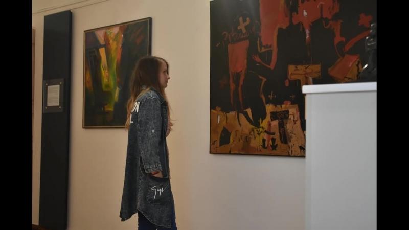 Zaika-Ночь в музее(Galeria paintings)