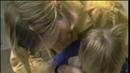 Kurt Cobain, Courtney Love and Baby Bean
