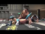 Akito, Yuki Ino vs. Keisuke Okuda, Makoto Oishi (DDT - Our Second Narimasu Event! 2018)