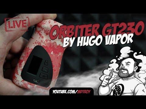MDTROY LIVE №61 | ORBITER GT230 by Hugo Vapor | что ты такое ?