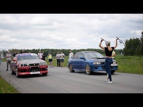 Toyota Cresta vs Subaru Impreza VRX STI GC8 vs Toyota Celica Gt-Four. Битва Турбо Корчей (Часть 1).