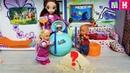 КТО БЫСТРЕЙ И ЧТО ВНУТРИ КАТЯ И МАКС ВЕСЕЛАЯ СЕМЕЙКА Мультик про кукол барби куклы мультики