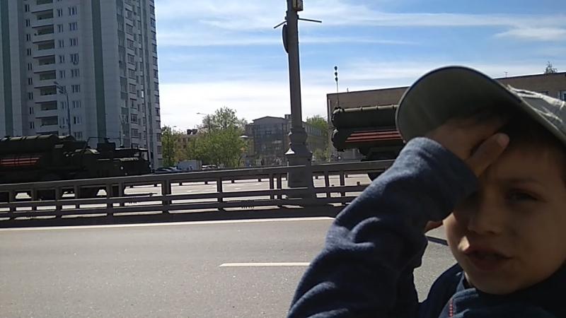 09.05.2018 Звенигородское шоссе