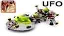 Раритет Лего 6979 НЛО С ВОЛОКОННОЙ ОПТИКОЙ - Lego 6979 UFO