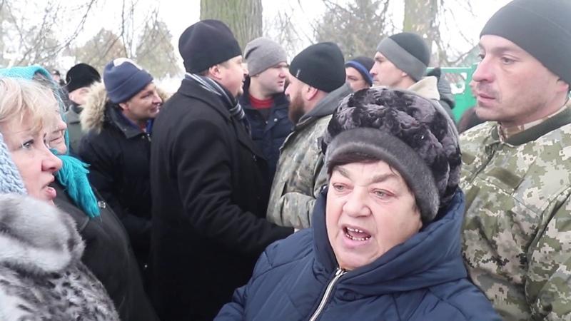 Перша громада на Житомирщині намагалася перейти у ПЦУ – виник конфлікт