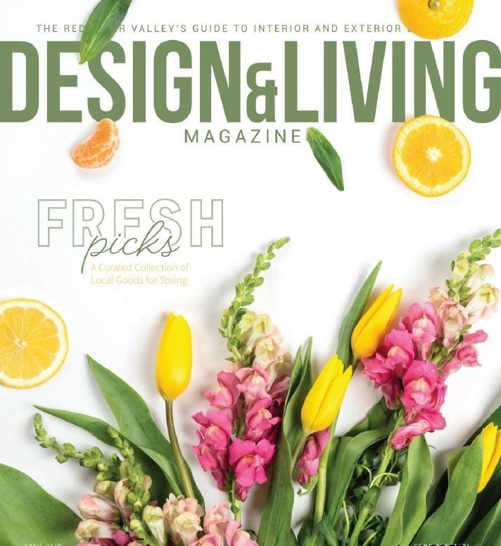 Design&Living Magazine - April 2019