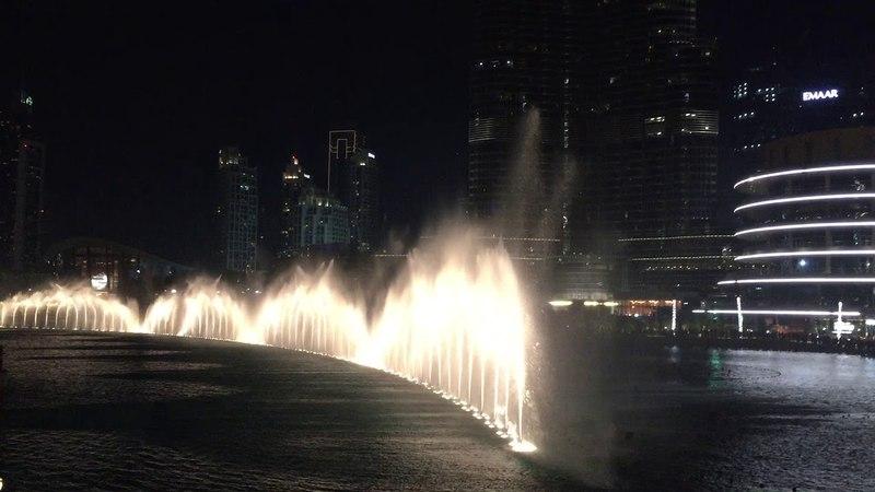 Танцующие фонтаны Дубай 2 » Freewka.com - Смотреть онлайн в хорощем качестве
