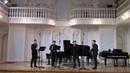 Victor Zinovev - Mirror сonstructions for clarinets quartet (2018)