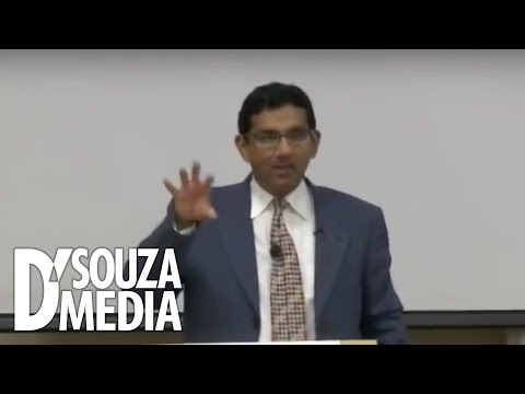 University of Wisconsin DSouza Slams Leftist Diversity Double Standards