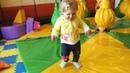 ✿ Дрим Таун Игровая Комната Indoor Playground Family Fun for Kids Indoor Playroom with Balls