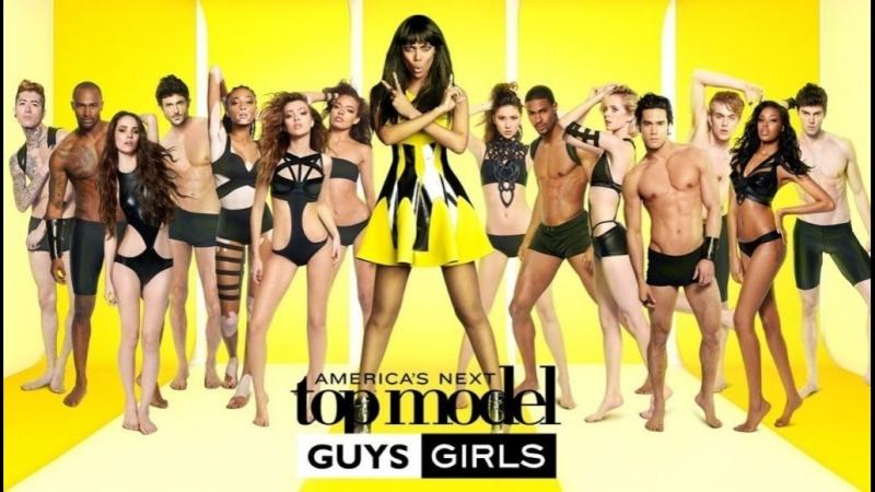 топ-модель по американски!! (заставка 21 сезона)