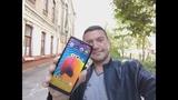Знакомство с LEAGOO M13 на русском от канала