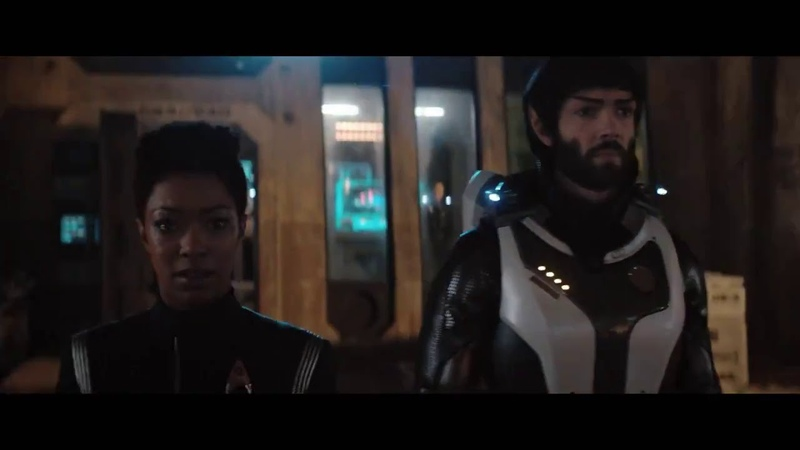 Star Trek Discovery 2x10 Promo The Red Angel
