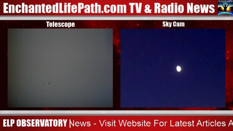 Lunar Surface June 22 Enchanted Observatory Live