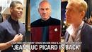 "Picard Returns: ""Star Trek: Discovery"" Stars Wilson Cruz and Anthony Rapp React"