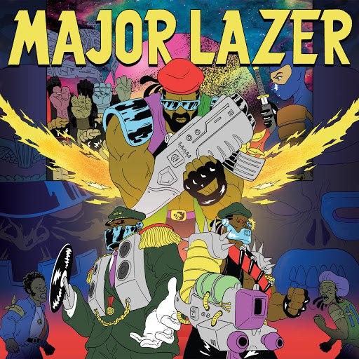 Major Lazer альбом Free the Universe