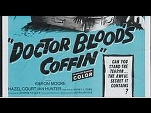Doctor Blood's Coffin w Kieron Moore 1961