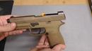 Обзор пистолета Зиг Зауэр P320 M17