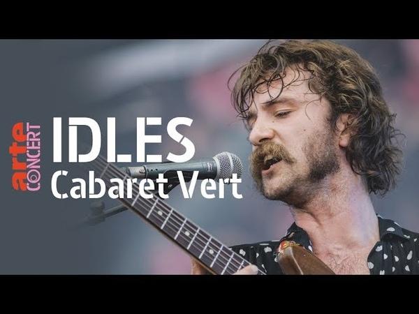 Idles - live (Full Show HiRes) @ Cabaret Vert 2018 – ARTE Concert