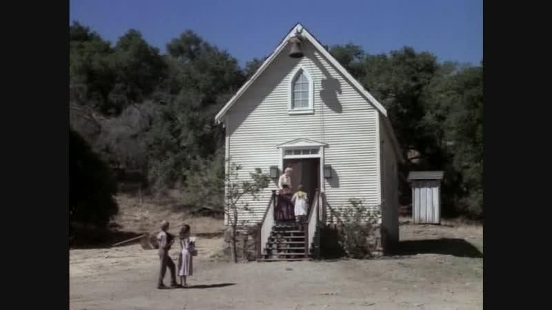 La Casa de la Pradera 2x14 El orgullo de Walnut Groove