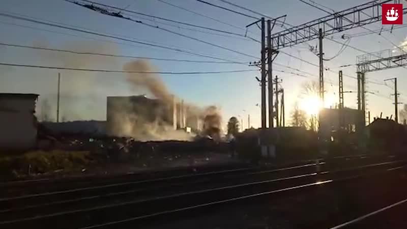 Взрыв на заводе «Авангард». Отдел происшествий. Невские новости