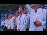 Круг Почёта для наших Чемпионов на стадионе Санкт-Петербург