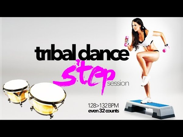 Hot Workout Tribal Dance Step Session (128 - 132 BPM / 32 Count) WMTV